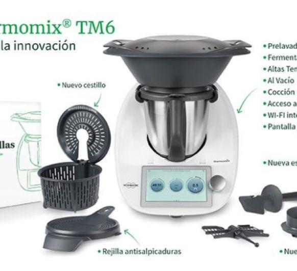 NUEVO Thermomix® TM 6