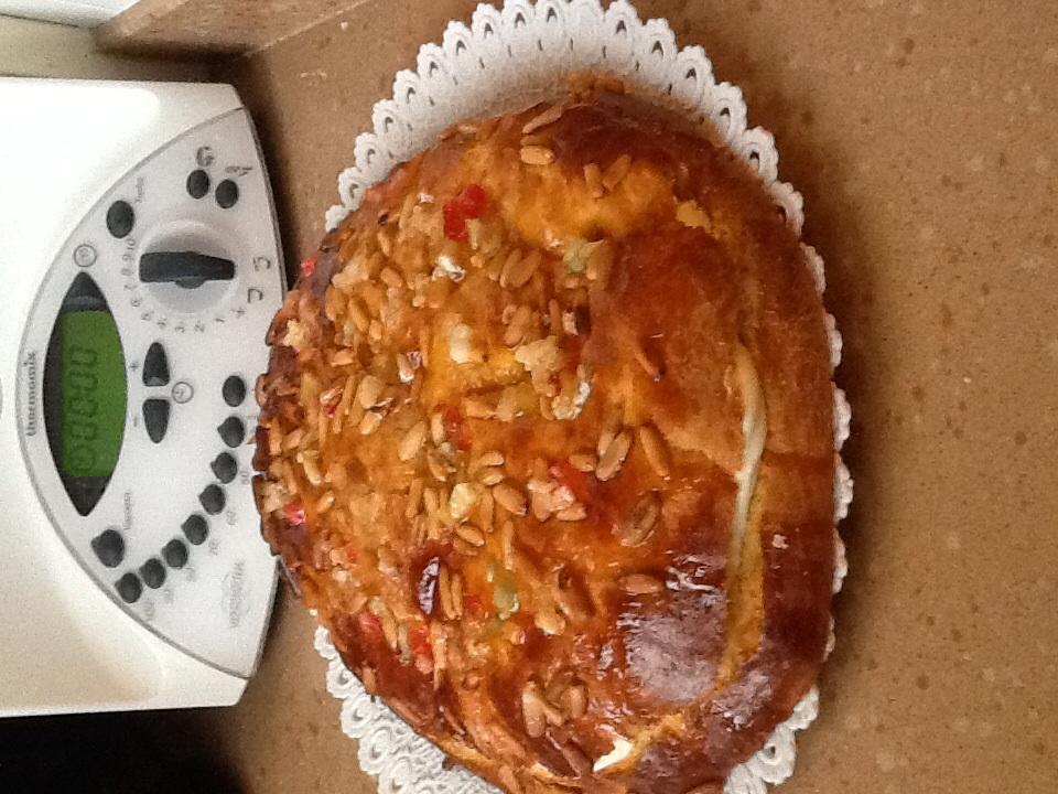 TORTA DE SAN ANTON
