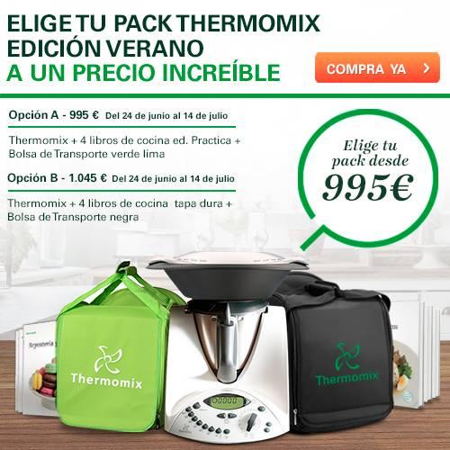 Menuda promoción tenemos en Thermomix®