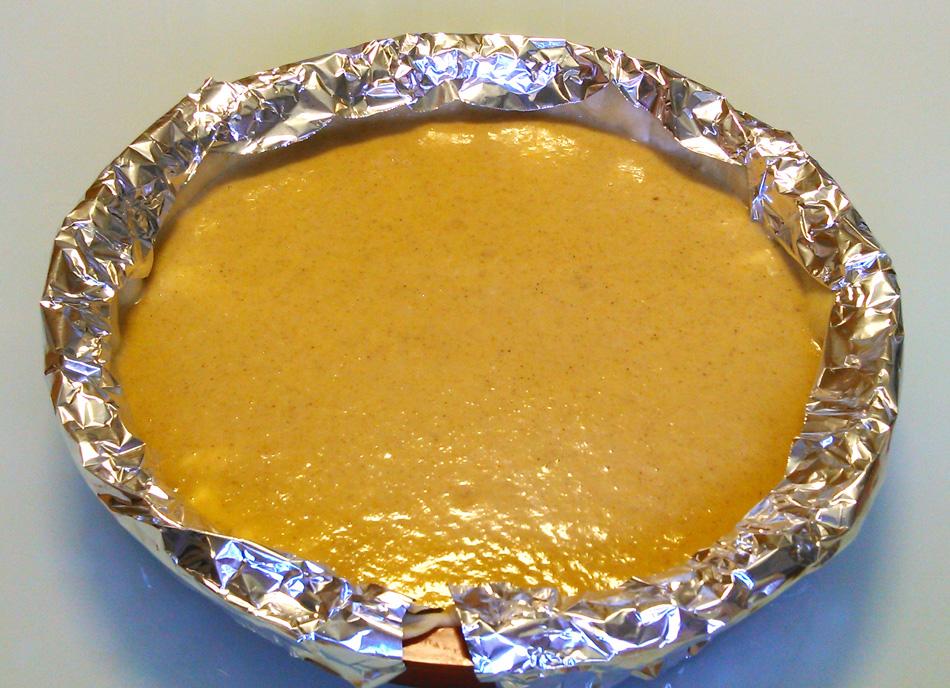 Tarta de Calabaza (Pumpkin Pie)