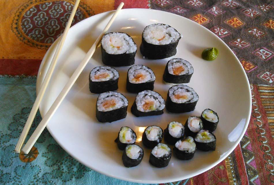 Maki Sushi con Thermomix®