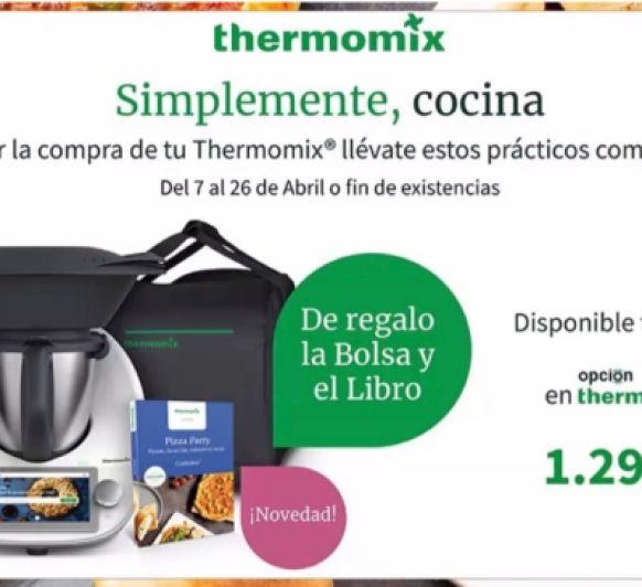 COMPRAR Thermomix® . REGALOS Thermomix®