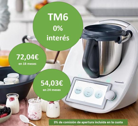 ¡Nueva Promoción! Por primera vez .......... ¡¡¡TM6 al 0% . SIN INTERESES!!!!