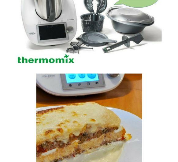 COMPRAR Thermomix® . PASTEL DE VERDURAS