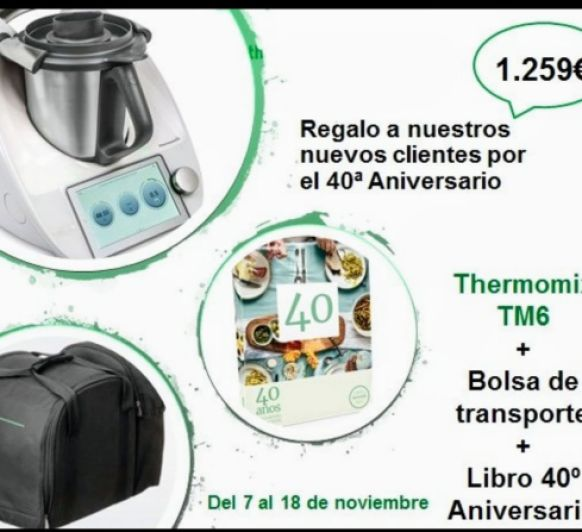 NOVEDADES Thermomix®