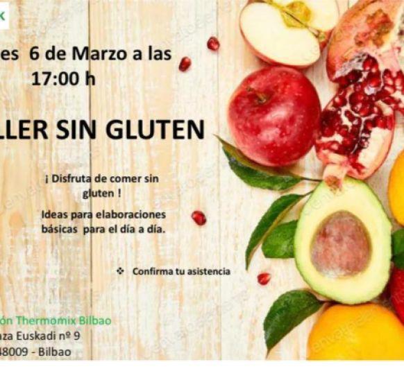 Talleres para este fin de semana: ''Sin Gluten'' y ''¿Qué cenamos hoy?''