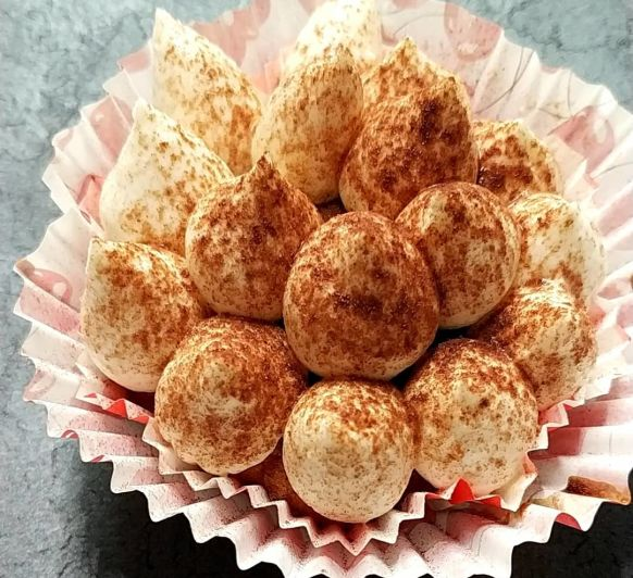Cupcake de tiramisu