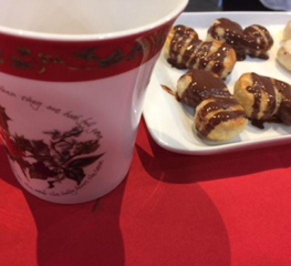 Talleres de Roscon y chocolate