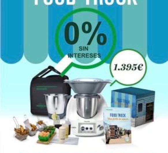 0% FINANCIACIÓN ESPECIAL Thermomix®
