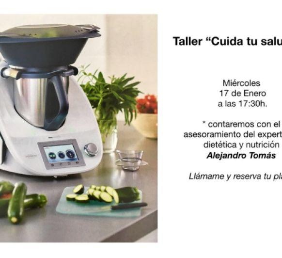 TALLER CUIDA TU SALUD