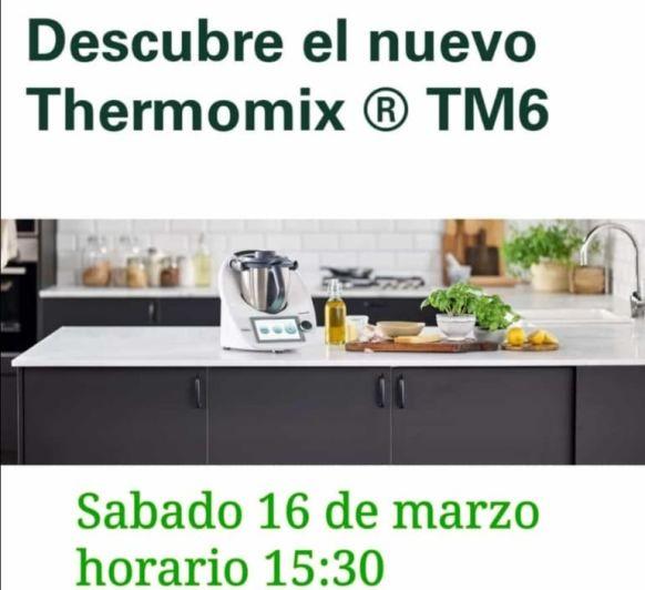 Pre lanzamiento Thermomix® Tm6