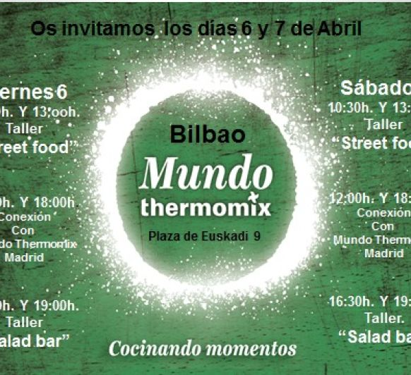 Mundo Thermomix® 2018 en Bilbao