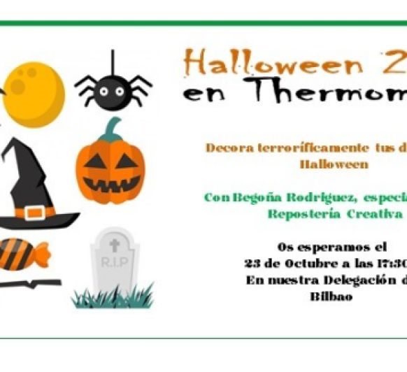 Decoraciones fáciles Hallowen