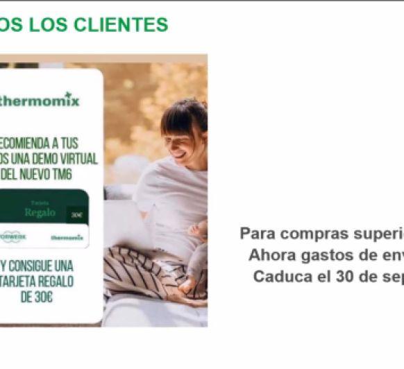 COMPRAR Thermomix® 1.259€. DEMOSTRACION, REGALOS, PROMOCIONES