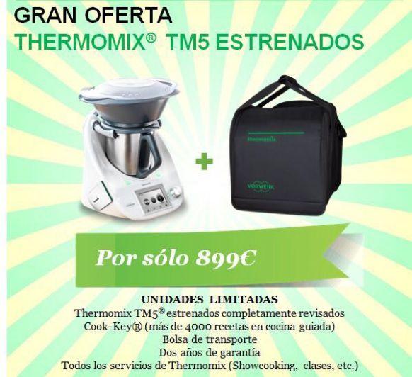 Comprar Thermomix® por 899€