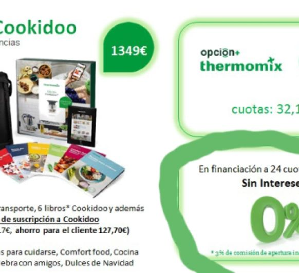 FINANCIACION SIN INTERESES Thermomix®