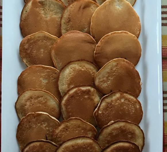 Desayunando Tortitas