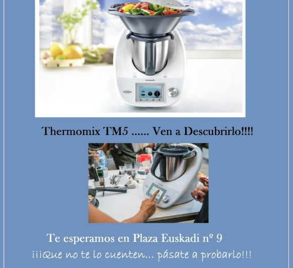 DESCUBRE Thermomix® Y COOKIDOO