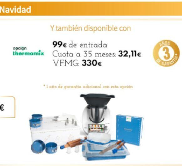 COMPRAR Thermomix® . REGALO NAVIDAD