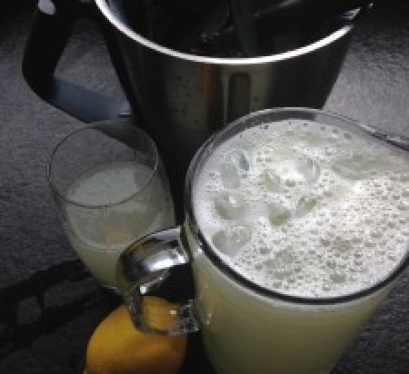 Limonada en 2 segundos con Thermomix®