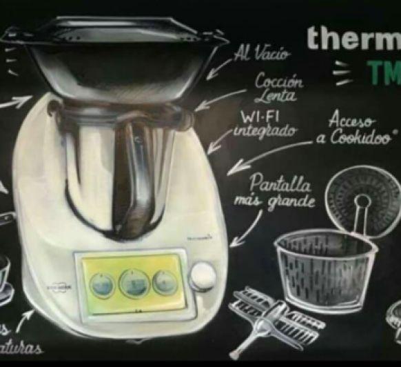¡¡¡ DESCUBRE NUEVO MODELO Thermomix® TM6!!! RECETA MONAS DE PASCUA