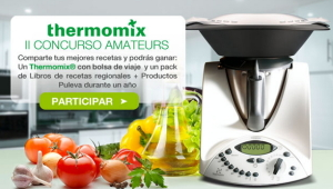 CONCURSO AMATEURS Thermomix®
